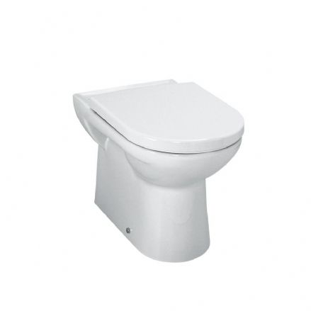 822951 - Laufen Pro Floorstanding Back-to-Wall WC / Toilet Pan For Concealed Cistern - 8.2295.1